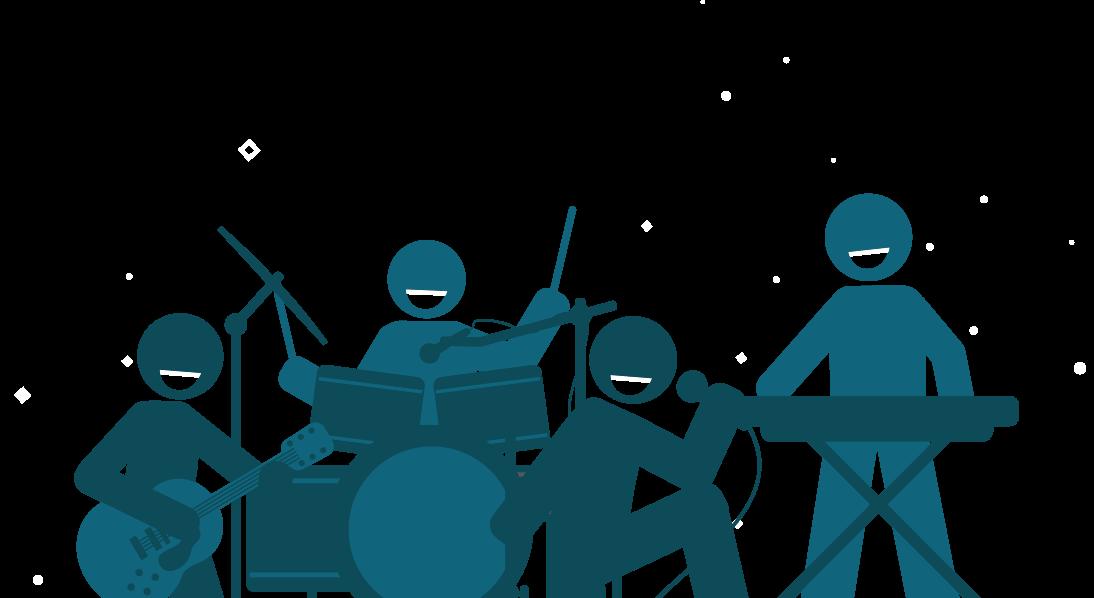 Listerine rock-banner